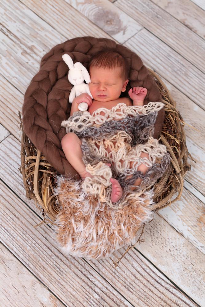 Pongrácz Rita újszülött fotózás 1