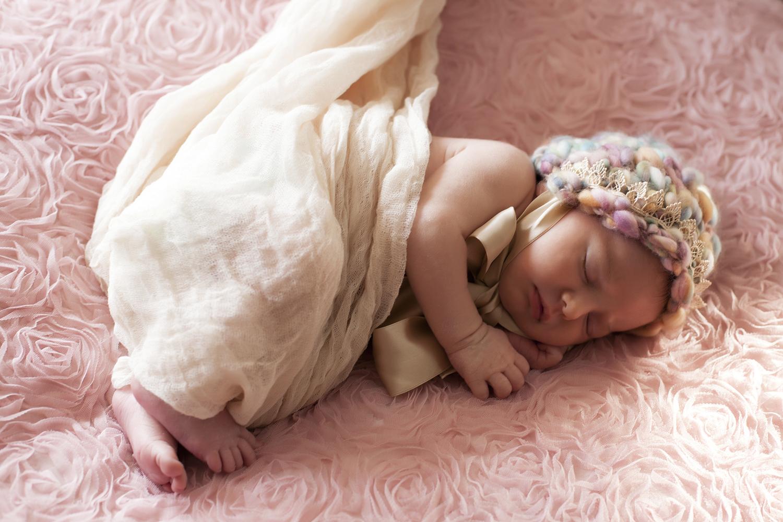 Pongrácz Rita újszülött fotózás 14