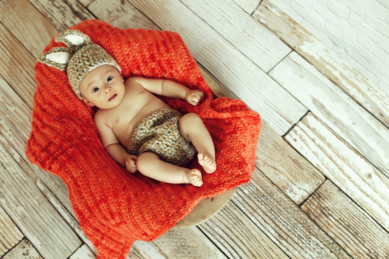 Pongrácz Rita újszülött fotózás 9
